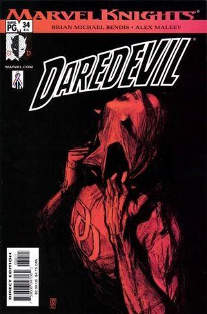 DAREDEVIL (1998 2ND SERIES) #34