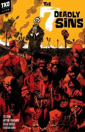 THE 7 DEADLY SINS (2018)