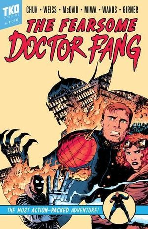 THE FEARSOME DR FANG (2018)