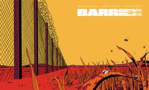 BARRIER LIMITED ED SLIPCASE SET (2019) #1