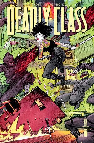 DEADLY CLASS (2013) #37B