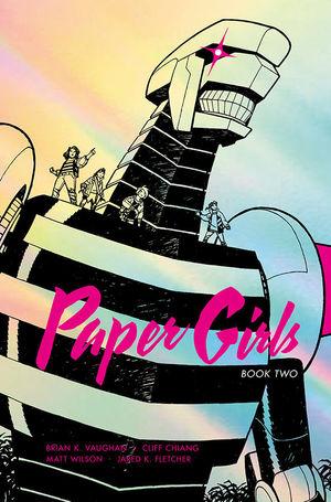 PAPER GIRLS HC #2