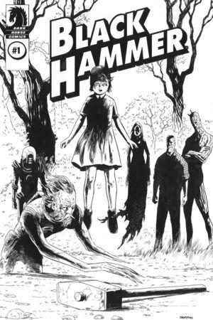 BLACK HAMMER DIRECTORS CUT (2019) #1