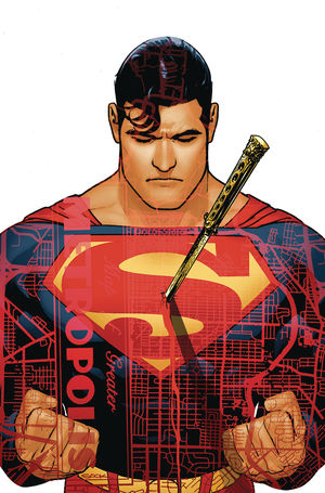 ACTION COMICS (2016 3RD SERIES) #1006