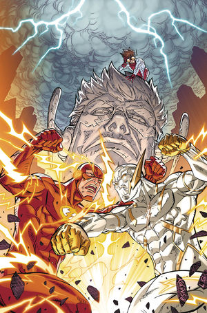 FLASH ANNUAL (2016 5TH SERIES) #2