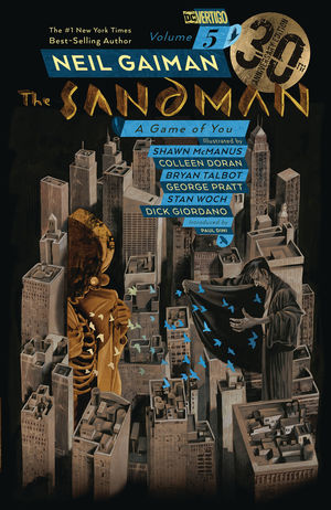 SANDMAN TP VOL 30TH ANNIVERSARY  #5