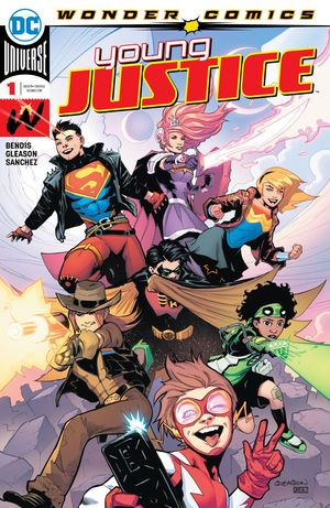 YOUNG JUSTICE (2019) #1