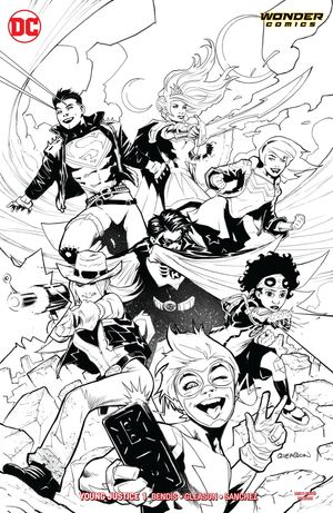 YOUNG JUSTICE (2019) #1B