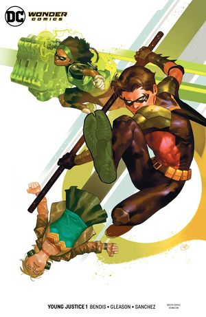 YOUNG JUSTICE (2019) #1E