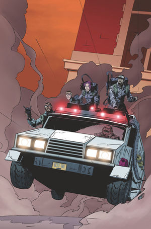 GHOSTBUSTERS IDW 2020 (2019) #1