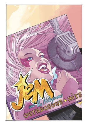 JEM AND HOLOGRAMS IDW 2020 (2019) #1