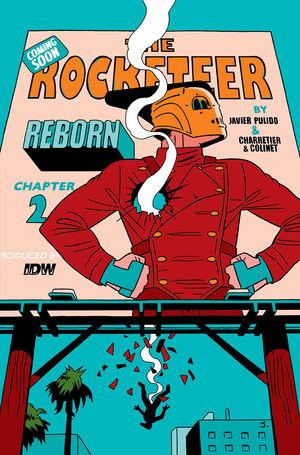 ROCKETEER REBORN (2018) #2