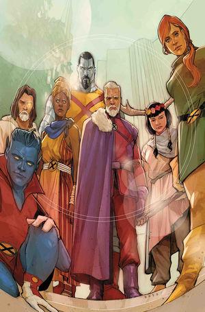 AGE OF X-MAN ALPHA (2019) #1