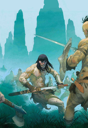 CONAN THE BARBARIAN (2019) #2