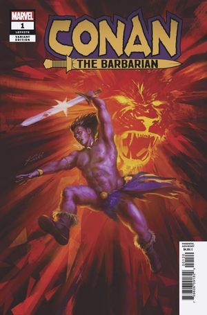 CONAN THE BARBARIAN (2019) #1 FAGAN