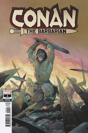 CONAN THE BARBARIAN (2019) #1 RIBIC