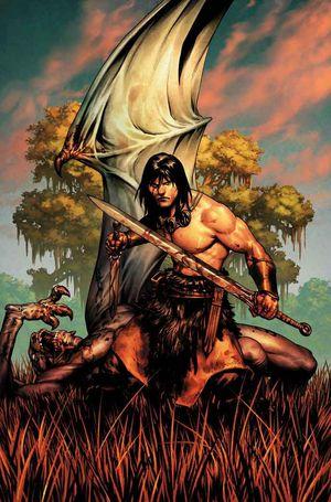 CONAN THE BARBARIAN (2019) #1 SAIZ