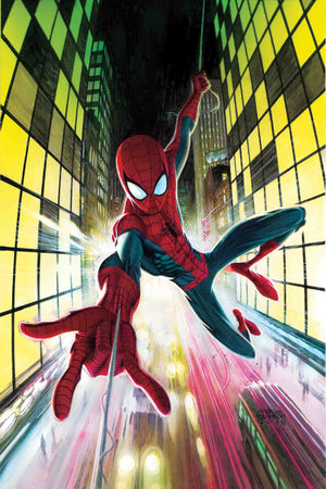 FRIENDLY NEIGHBORHOOD SPIDER-MAN (2019) #1