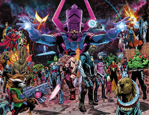GUARDIANS OF THE GALAXY (2019) #1 SHAW