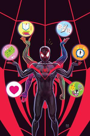 MILES MORALES SPIDER-MAN (2018) #2