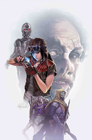 STAR WARS DOCTOR APHRA (2016) #28