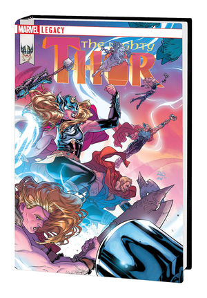 THOR BY JASON AARON AND RUSSELL DAUTERMAN HC #3