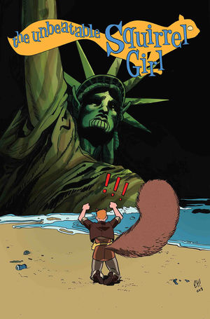 UNBEATABLE SQUIRREL GIRL (2015 2ND SERIES) #40