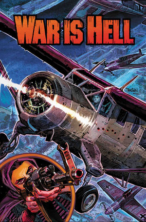 WAR IS HELL (2019) #1