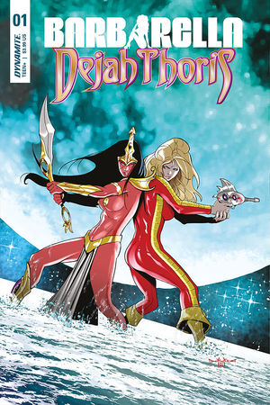 BARBARELLA DEJAH THORIS (2018) #1C