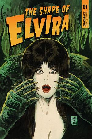 ELVIRA SHAPE OF ELVIRA (2018) #1