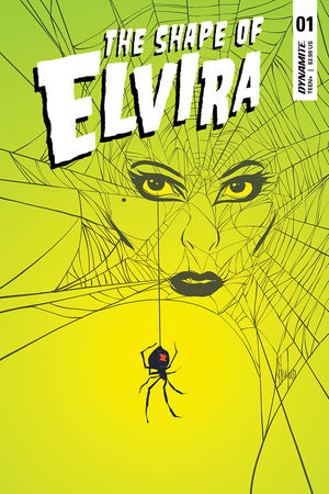 ELVIRA SHAPE OF ELVIRA (2018) #1C