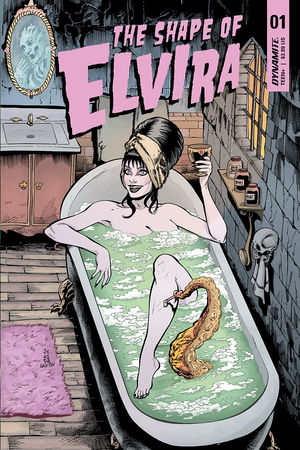 ELVIRA SHAPE OF ELVIRA (2018) #1D