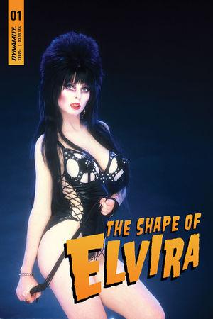 ELVIRA SHAPE OF ELVIRA (2018) #1E