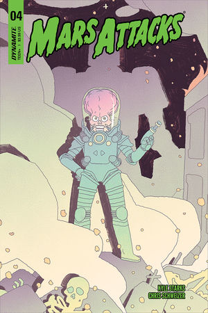 MARS ATTACKS (2018) #1