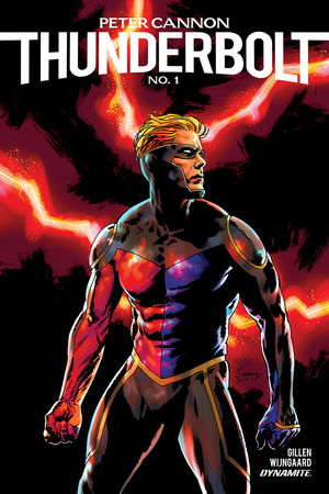 PETER CANNON THUNDERBOLT (2019) #1