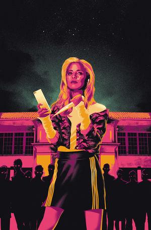 BUFFY THE VAMPIRE SLAYER (2019) #1