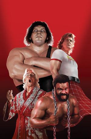 WWE FOREVER (2019) #1