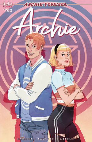 ARCHIE (2015 2ND SERIES) #702
