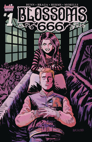 BLOSSOMS 666 (2019) #1E
