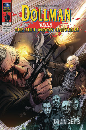 DOLLMAN KILLS THE FULL MOON UNIVERSE (2018) #6