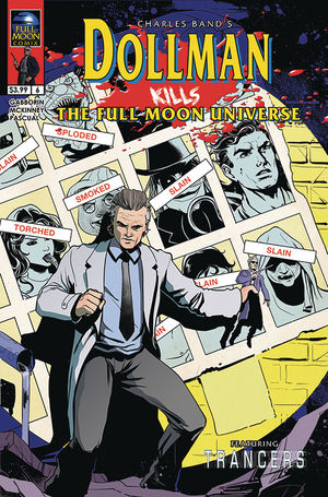 DOLLMAN KILLS THE FULL MOON UNIVERSE (2018) #6B