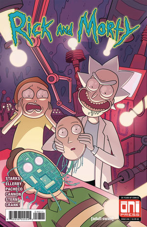 RICK AND MORTY (2015) #46