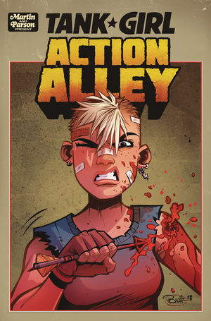 TANK GIRL ACTION ALLEY (2018) #2
