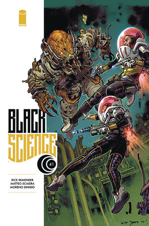 BLACK SCIENCE (2013) #41B