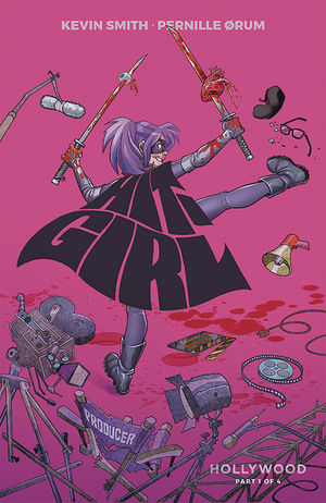 HIT-GIRL SEASON TWO (2019) #1C