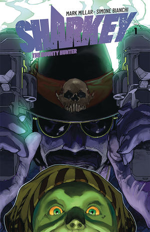 SHARKEY BOUNTY HUNTER (2019) #1