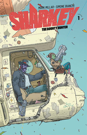 SHARKEY BOUNTY HUNTER (2019) #1C