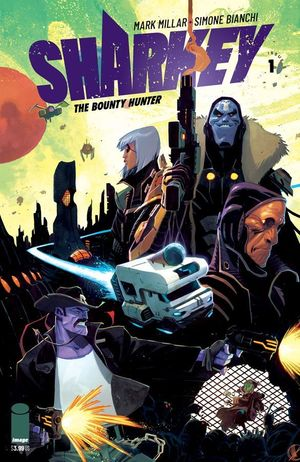 SHARKEY BOUNTY HUNTER (2019) #1D