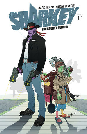SHARKEY BOUNTY HUNTER (2019) #1E