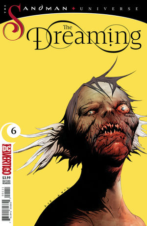 DREAMING (2018) #6
